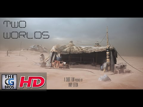 """CGI Animated Shorts : """"Two Worlds"""" - by Andy Lefton 