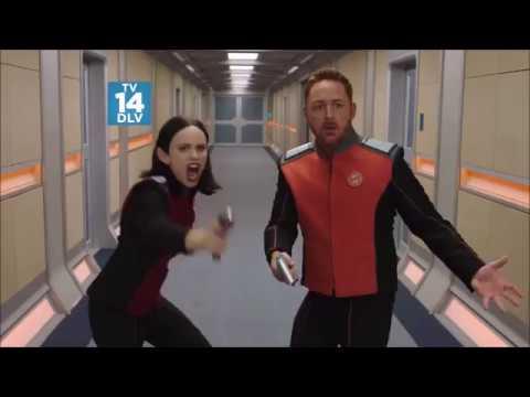 Resultado de imagem para The Orville 1x10 clown
