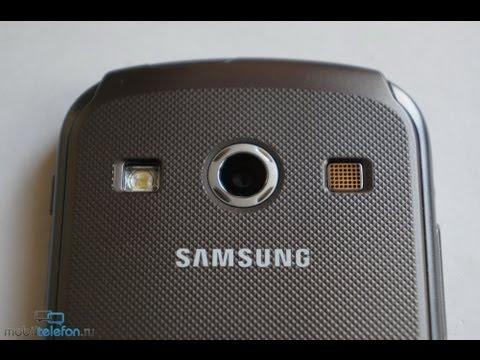 Обзор Samsung Galaxy Xcover 2 (review): дизайн, ПО, игры и бенчмарки