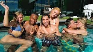 FUNNY COUPLES UNDERWATER COMPETITION!