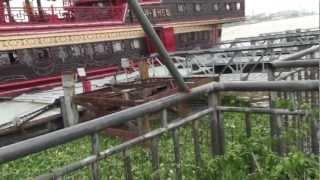行在廣州 芳村粥家莊外的珠江景 石井慶 検索動画 28