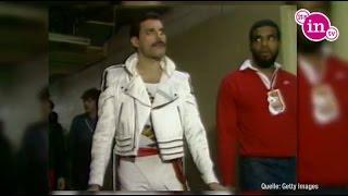 Rami Malek wird zu Freddie Mercury
