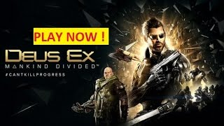 Deus Ex Mankind Divided Gameplay 2016 on PC Ps4 Xbox One Wiki httpsenwikipediaorgwikiDeusExMankindDivided Details