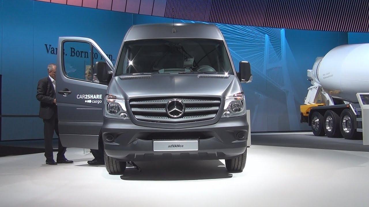 Mercedes benz sprinter svd1010 vip design by trimo youtube - Mercedes Benz Sprinter Advance 2017 Exterior And Interior In 3d