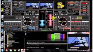 Virtual DJ PRO 7 demo mix (DJ BazzaBuzz )