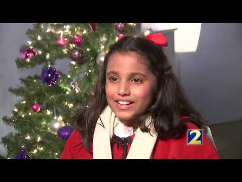 Madeline's Christmas opens at Horizon Theatre