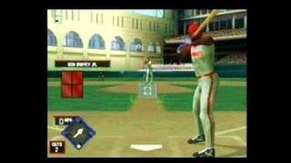 All-Star Baseball 2001 Nintendo 64 Gameplay_2000_03_02