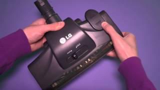 Турбо щетка для пылесоса LG AGB31805804 +100500(Видео обзор турбо щетки для пылесоса LG, оригинальный номер: AGB31805804. Подробный список моделей на которые..., 2014-04-03T08:53:00.000Z)