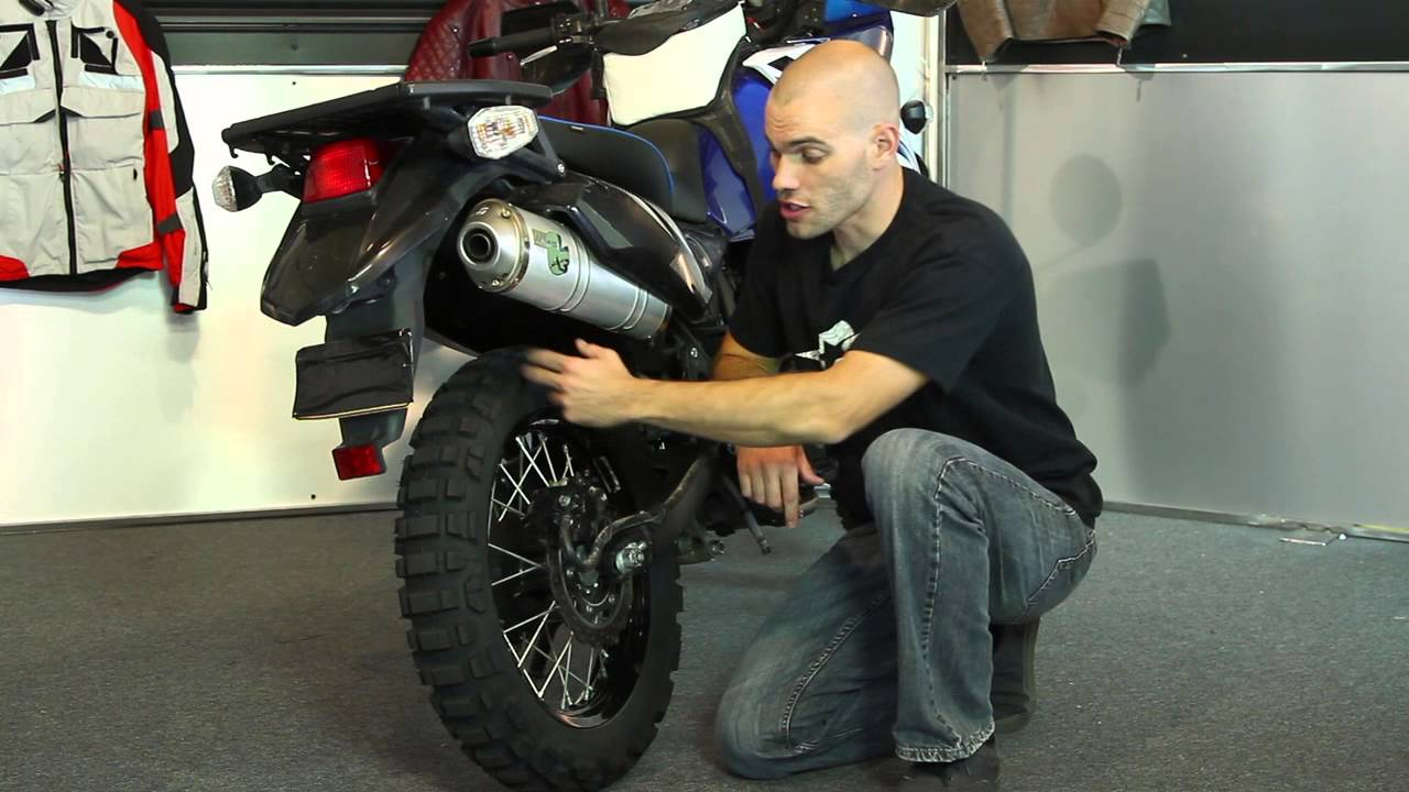 Michelin T63 Tire Review | The KLR650 Blog