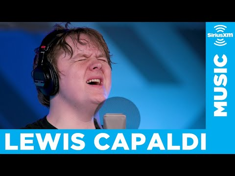 Lewis Capaldi - Someone You Loved (Acoustic) [LIVE @ SiriusXM]