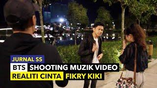VLOG: Ke Kuala Lumpur Untuk Shooting Muzik Video Lagu REALITI CINTA nyanyian Fikry Kiki