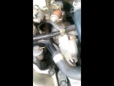 Think fuel pump problem? 96 Nissan quest fuel pressure regulator