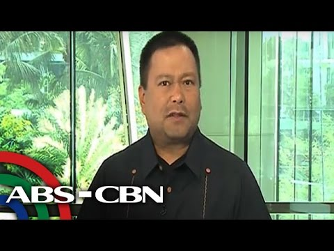 Headstart: Why JV Ejercito used calamity fund to buy guns