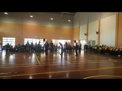 SMK KOTA MASAI 2 Johan Pertandingan Lompat Tali Peringkat Negeri Johor 2018