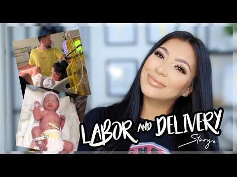LABOR AND DELIVERY STORY     NATURAL WITH NO EPIDURAL