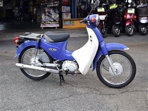 HONDA スーパーカブ110   JA07 ★ バイクワールド アオキ(岡山) ★ 中古車