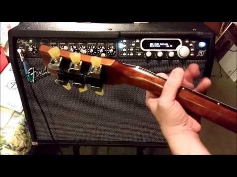 Fender CyberTwin SE Guitar Amplifier