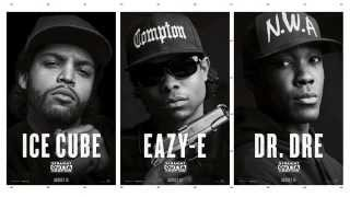 The 'straight Outta Compton' Cast Talks Dr. Dre