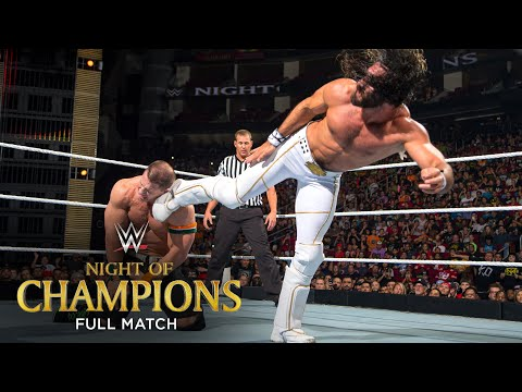 FULL MATCH: Seth Rollins Vs. John Cena – United States Title Match: WWE Night Of Champions 2015