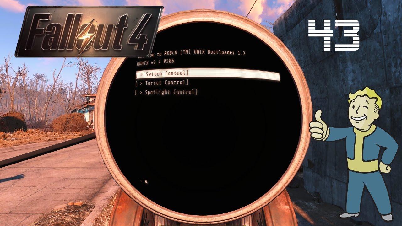 Fallout 4 Deutsch Mit Terminal Begleiter Einfacher Finden 43