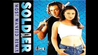 Soldier: Most Wanted Remix [1998] - Tera Rang Balle Balle (Jaspinder Narula, Sonu Nigam)