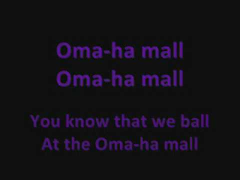 Justin Bieber ft Ryan Good- Omaha Mall Instrumental with Lyrics