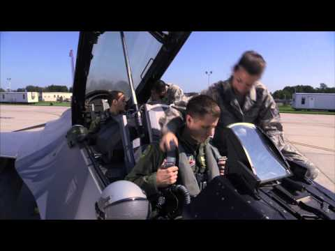 Being an Air National Guard Crew Chief