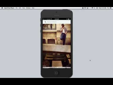 Pure For Flickr App  - Official Video