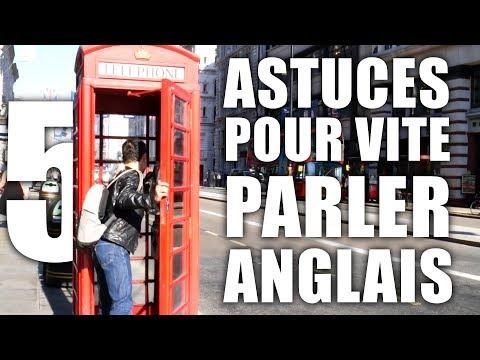 5 astuces pour parler rapidement en Anglais
