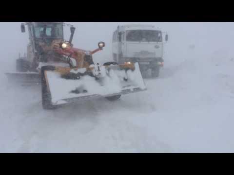 Kazakhstan Storm