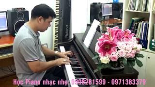 Hoài Cảm -- Hoàng Cường Pianist (free sheet)