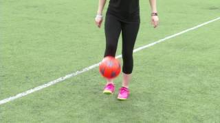 "Learn the ""Around the World"" Freestyle Soccer Move!"
