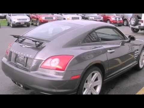 2004 Chrysler Crossfire Columbus OH