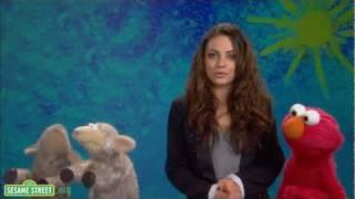 Sesame Street: Mila Kunis: Include thumbnail
