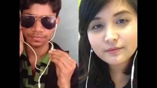 Dil hai ke manta nahi Hemchand Sahu Smule. Karaoke