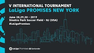 V Torneo Internacional LaLiga Promises Santander (sábado mañana)