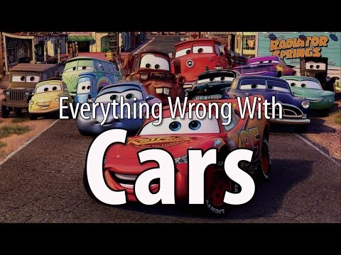 Thumbnail: Everything Wrong With Cars In 16 Minutes Or Less