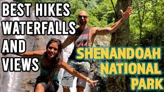 SHENANDOAH NATIONAL PARK: BEST HIKES, WATERFALLS AND VIEWS