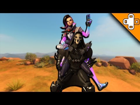 When You Carry Your Whole Team - Overwatch Funny & Epic Moments 603