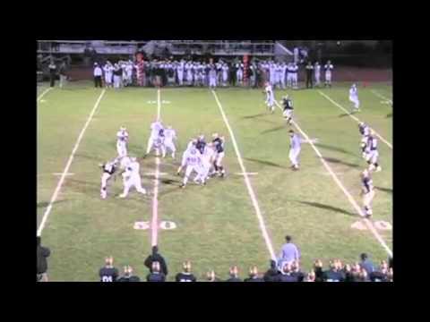Anthony Nash #18 Football Highlights