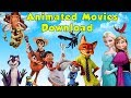 Best animated movies download in hindi || New cartoon films Download