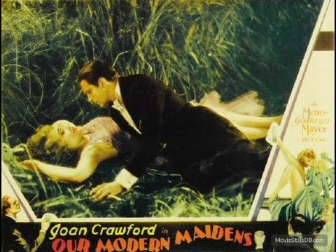 Joan Crawford~Our Modern Maidens~Joe Venuti~Everything I Have Is Yours