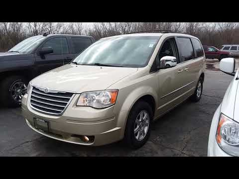 2010 Chrysler Town And Country Touring Full Tour