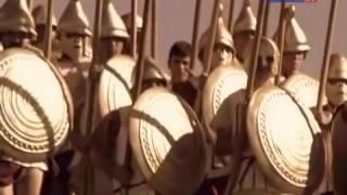 Документальный фильмы: Александр Великий ч3