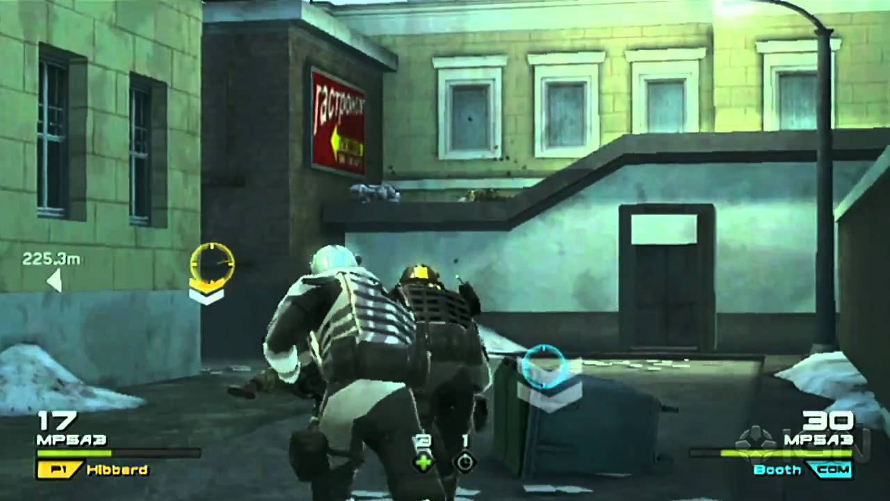 tom clancy's ghost recon: wii gameplay - youtube