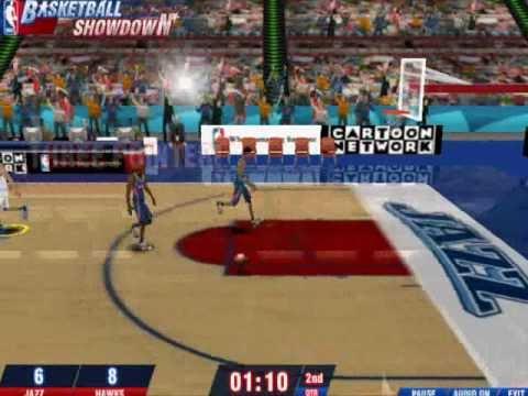Nba Basketball Showdown Game Free Online