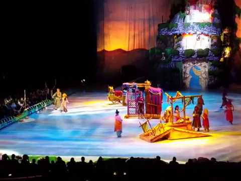 Disney on ice Toronto 2016 Part 1