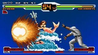 [TAS] SNK Vs Capcom Chaos Super Plus - Athena