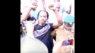 MASSIVE CROWD IN COURT AS NAIRA MARLEY WAS GRANTED BAIL WITH STIFF CONDITIONS