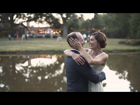 Beverly Mansion | Backyard Ohio Wedding Video | Christina + David